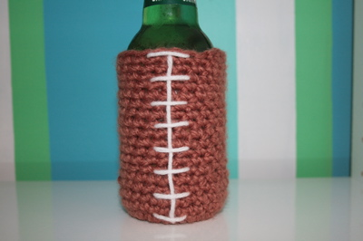 Crochet Koozie : CROCHET BEER COZY PATTERN Crochet Patterns